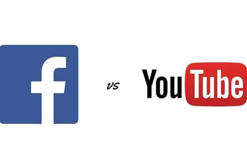Facebook sfida You Tube a suon di video